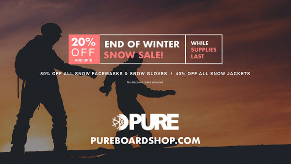 All Snowboarding Gear on Sale! - Markdowns on all 2020 snowboarding gear up to 50% off