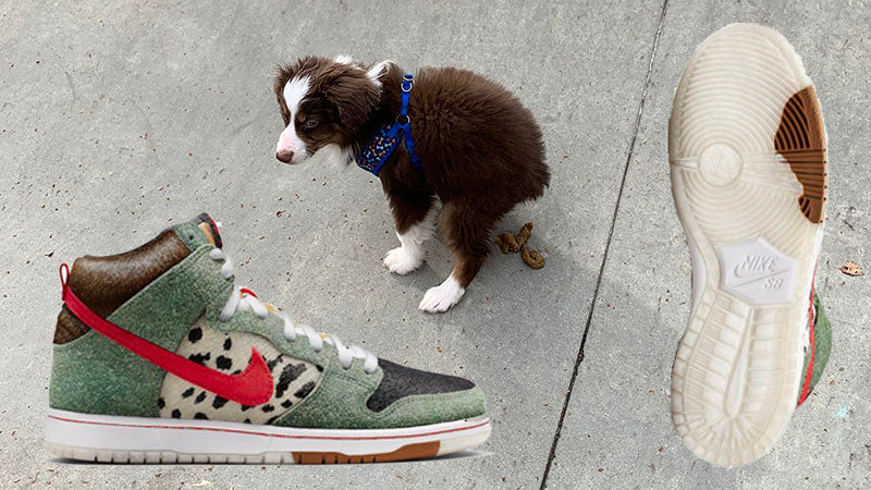 Nike SB Dog Walker Dunk High Quick Strike Release Info