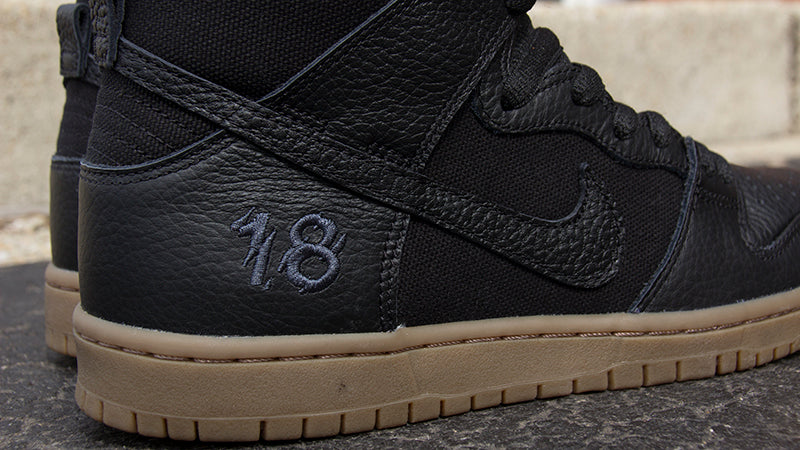 Nike SB X Antihero Dunk High Pro Now Available