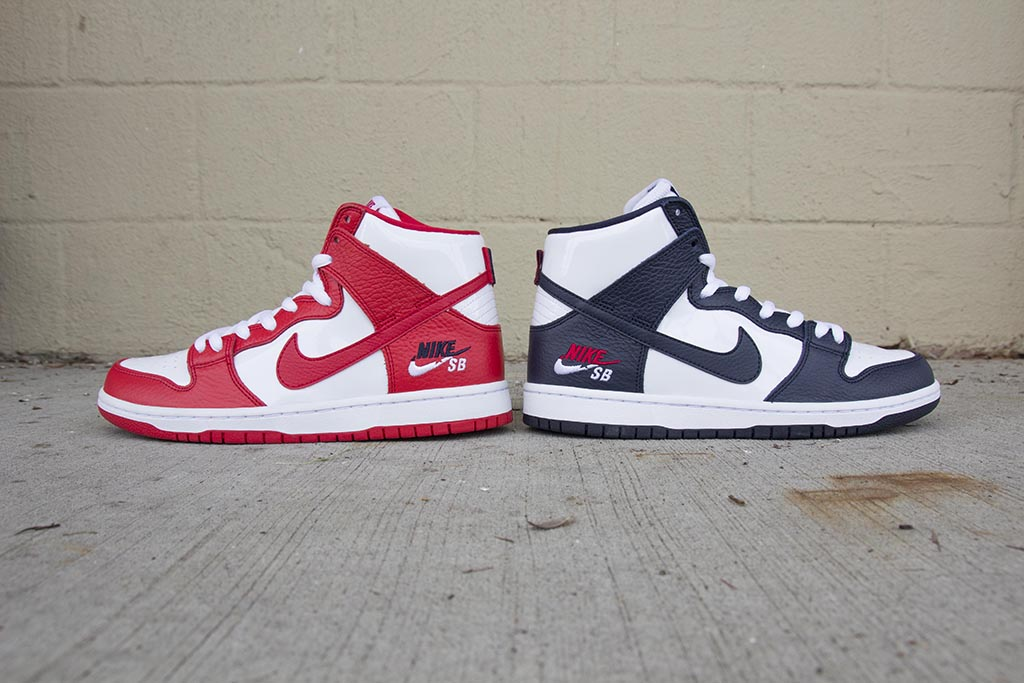 Nike SB Future Court Dunk High Pro Release Saturday Oct. 28th