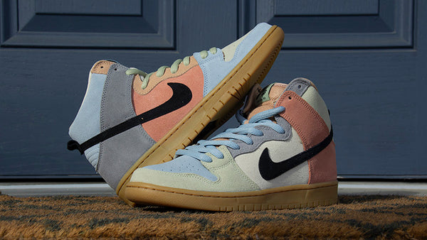Nike SB Spectrum Dunk High Release Info