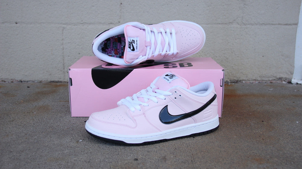 Nike SB Pink Box Dunk Low :: Release Date Black Friday