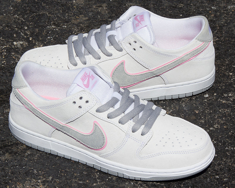 quality design 7595e ab708 Nike Sb Dunk Low Pro Perfect Pink Release – Pure Board Shop