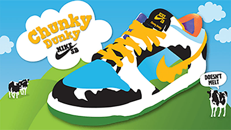 Nike SB x Ben & Jerry's Chunk Dunky Dunk Low Pro Release Info
