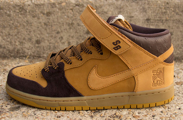 Nike SB Dunk Mid Pro Lewis Marnell Now Available