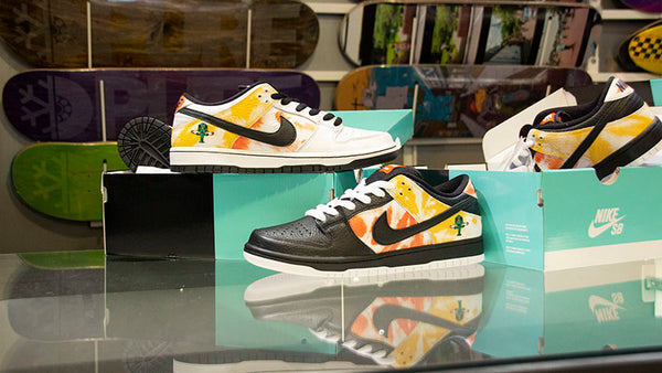 Nike SB Dunk Low Ray Gun Tie Dye Quick Strikes Release Info