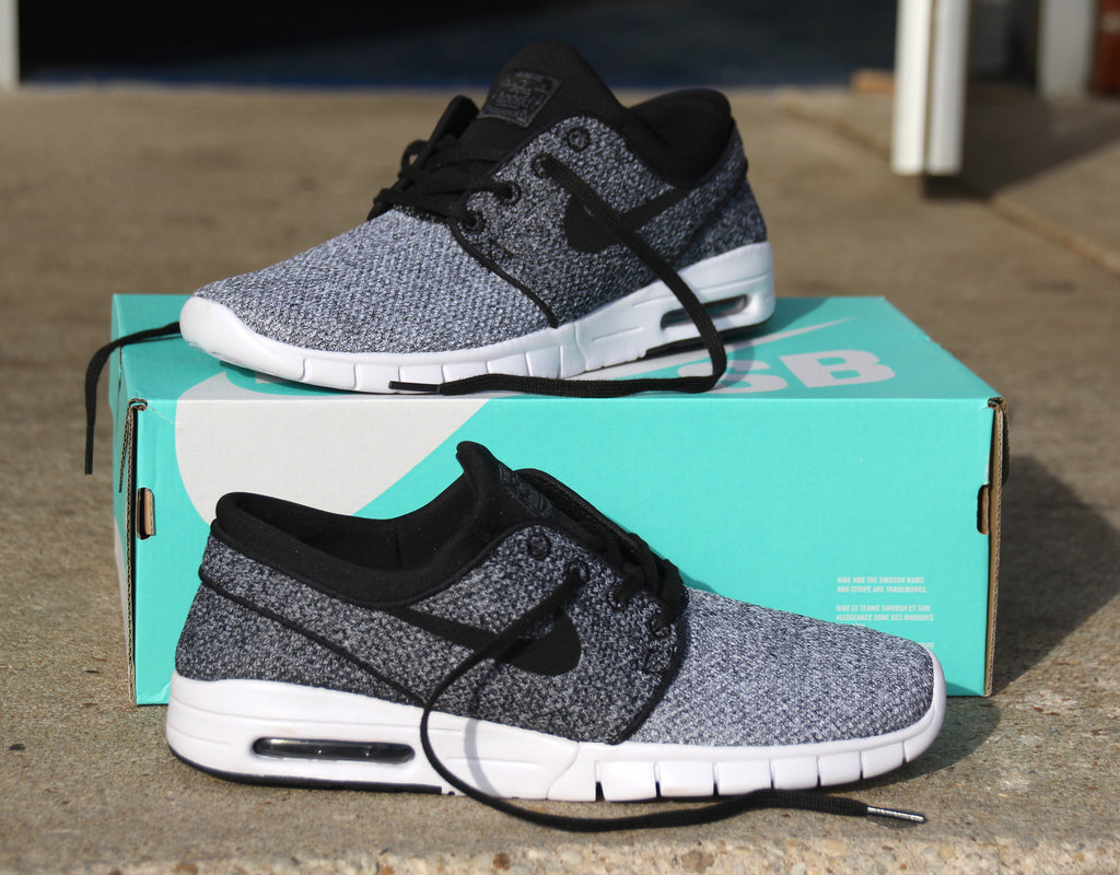 new Knit Nike SB Janoski Max Shoe
