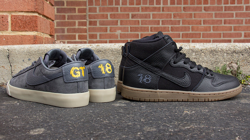 Nike SB X AntiHero Quickstrike Collection Available Now
