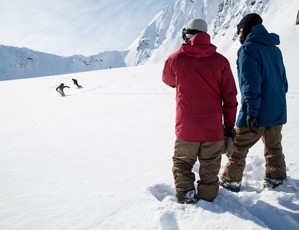 Get Ready For Winter with New Snowboard Jackets