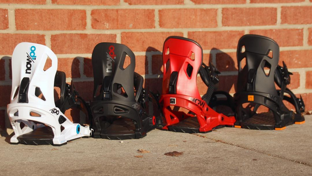 2017 Now Snowboard Bindings :: Rethink Your Ride