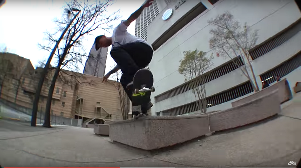 Nike SB - East 58 Tour Video