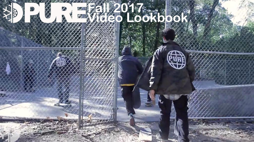 Pure Fall 2017 Video Lookbook