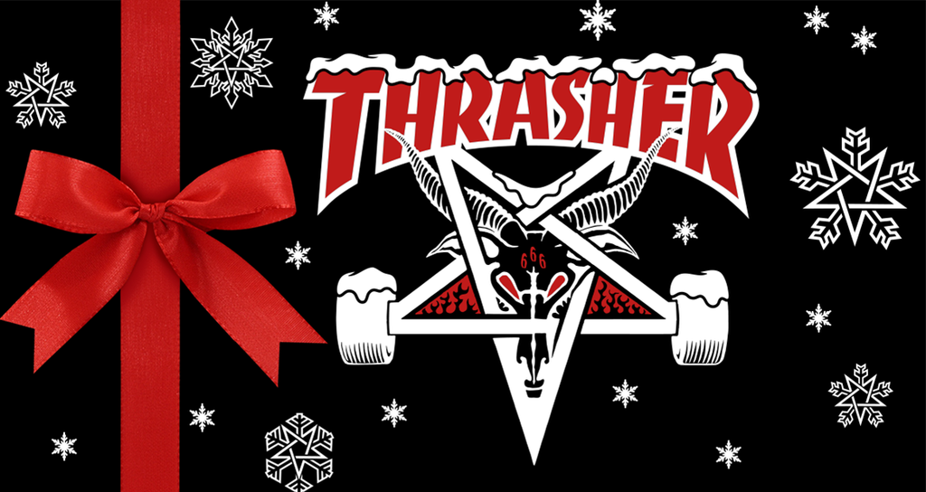 Thrasher Holiday 2016 Arrivals :: Make It A Thrasher Holiday