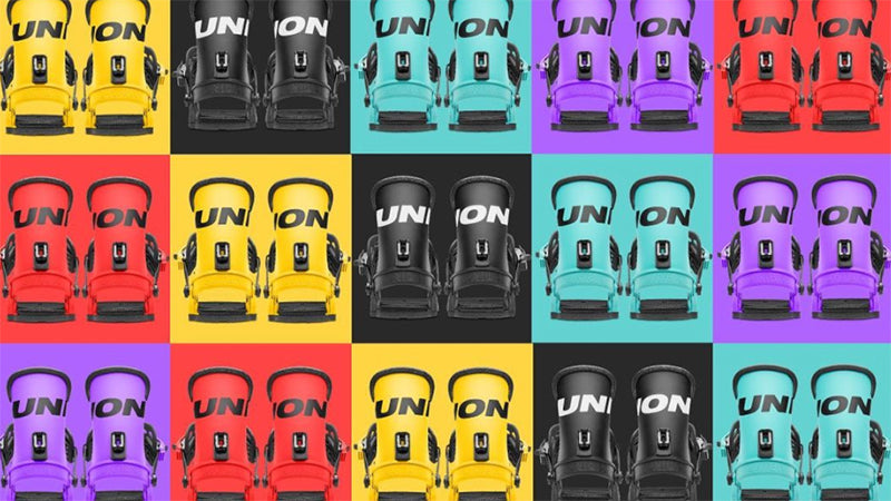 Union Force 5 Pack Bindings