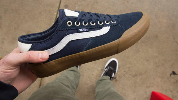 New Vans Chima 2 Pro Skat Shoe Available