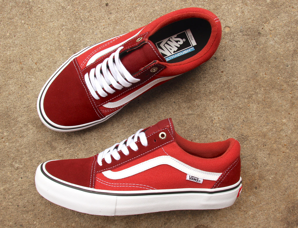 New Two Tone Vans Old Skool Pro