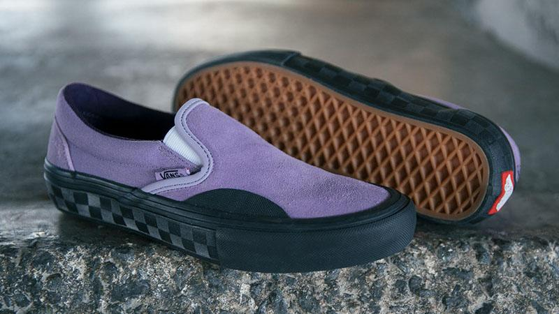 Lizzie Armanto Vans Slip On Pro Edition