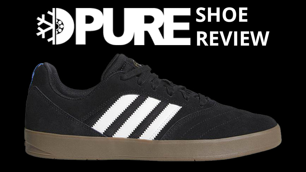 Adidas Suciu ADV II Skate Shoe Review