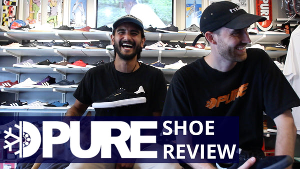 Adidas 3MC Vulc Skate Shoe Review