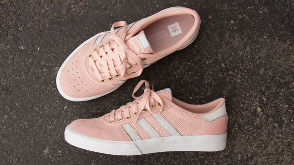 New Pink & White Adidas Lucas Premiere Shoes Now Available