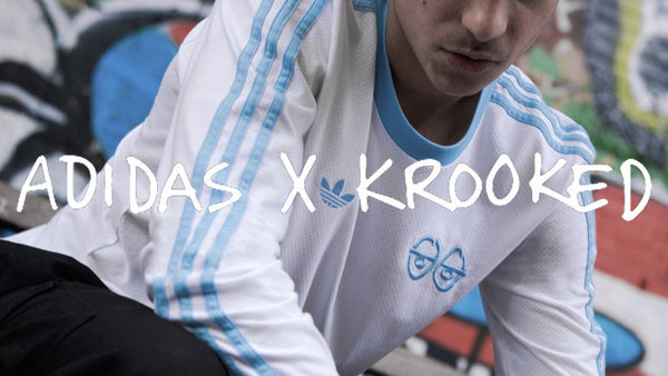 Adidas X Krooked Now Available