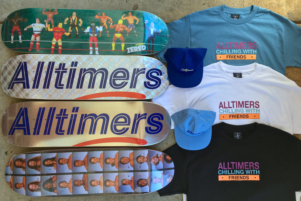 Alltimers Now Available At Pure