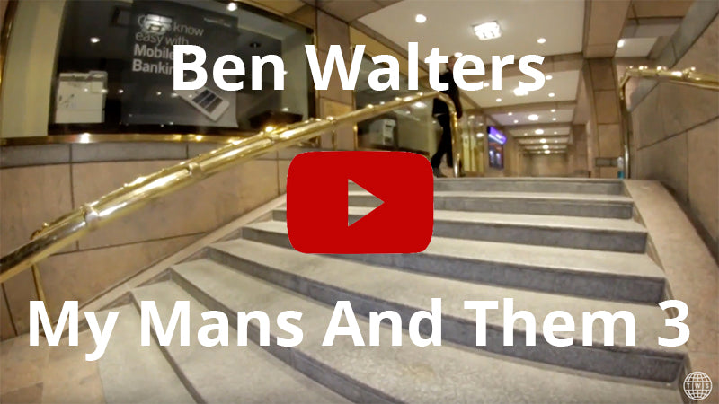 Ben Walters My Mans And Them 3 Part