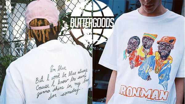 Butter Goods Summer 2018 Available Stateside