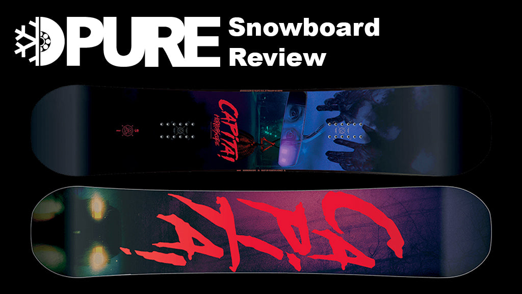 2018 Capita Horrorscope Snowboard Review