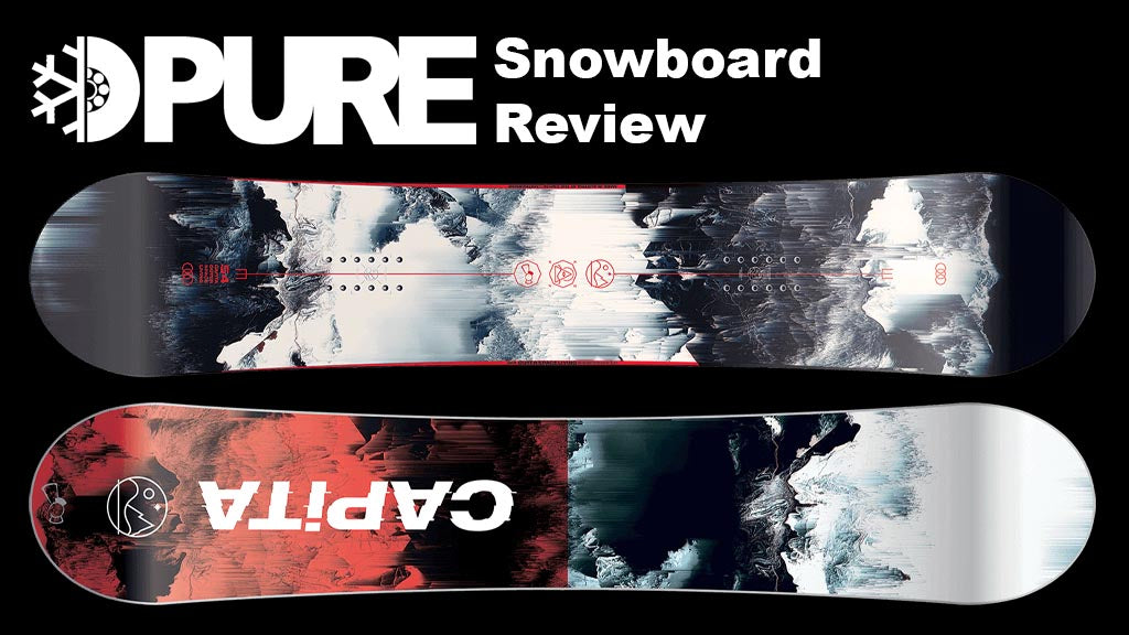 Capita Outerspace Living Snowboard 2018 Review