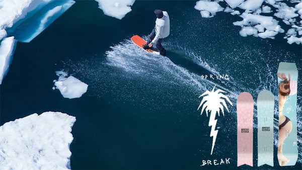 Capita Spring Break Snowboards Are Here!