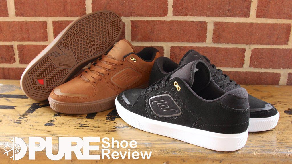 Emerica Reynolds G6 Skate Shoe Review