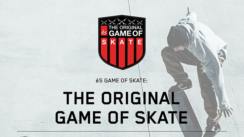 ÉS Game Of Skate Hosted by PURE Board Shop
