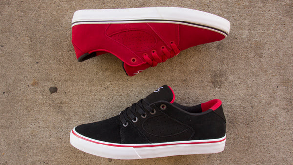 New eS Accel Square Three Skate Shoes Now Available
