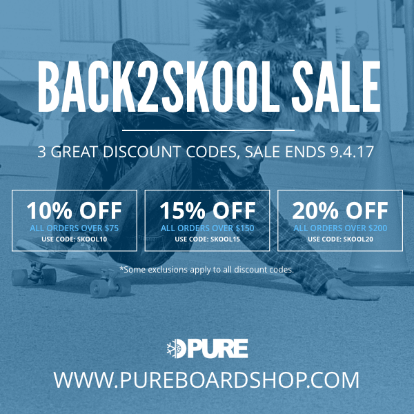 Back To School Sale All Week Long