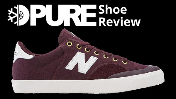 New Balance Numeric Pro Court 212 Skate Shoe Review