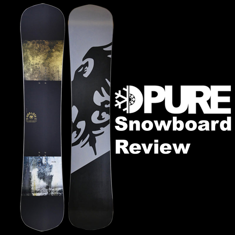 2018 Never Summer Warlock Snowboard Review