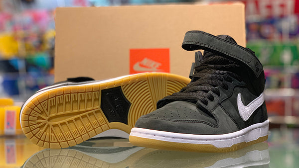 671c1a90ab Nike SB Orange Label Dunk Mid Pro Release Info