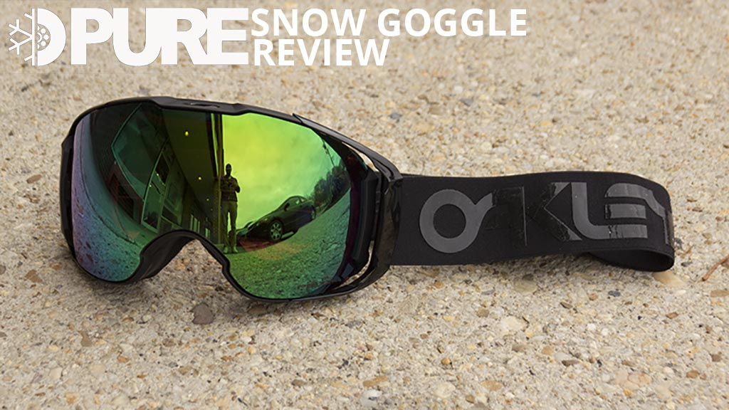 Oakley Airbrake XL Prizm Snow Goggle Review