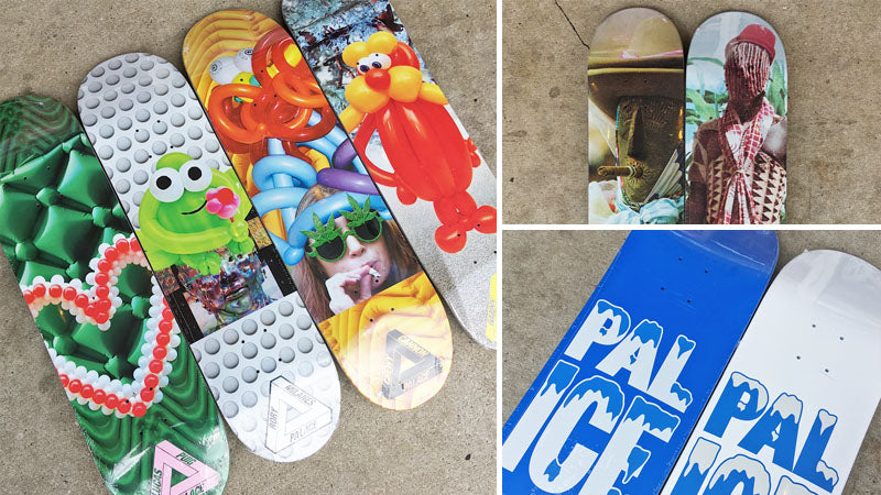 Palace Autumn 2018 Skateboard Now Available