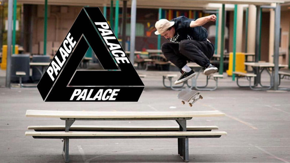 Palace Summer 2018 Skateboards Now Available
