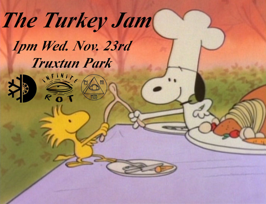 The Turkey Jam :: Skateboard Jam Nov. 23rd