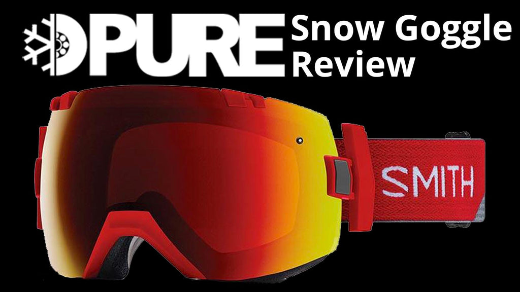 Smith I/OX Snow Goggle Review