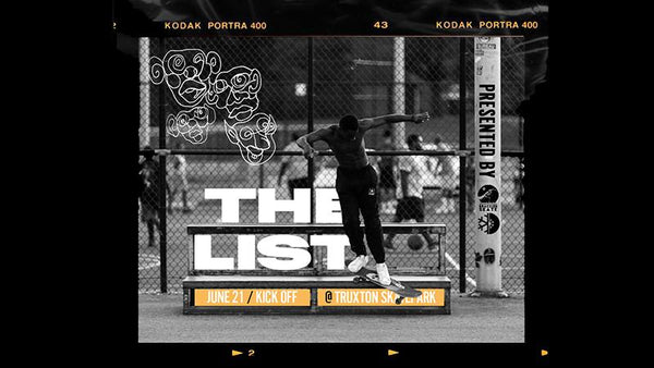 The List by Brackish Waters & PURE