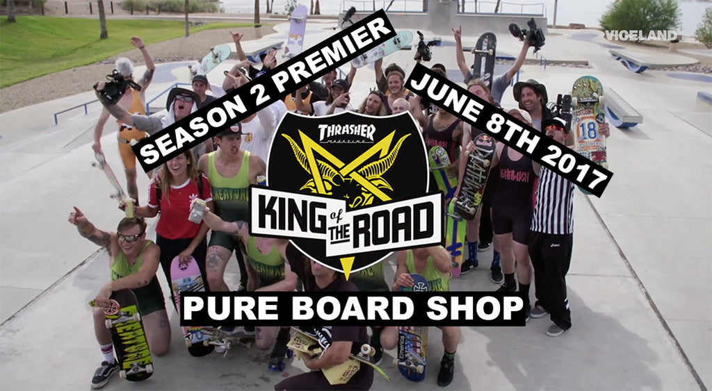 Thrasher King Of The Road Preview