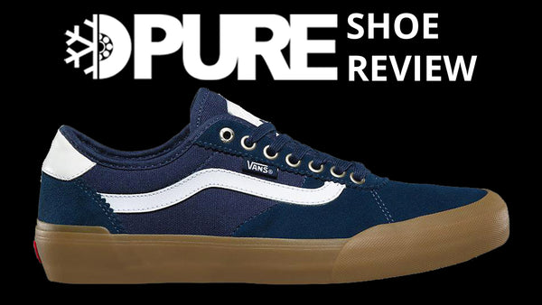 Vans Chima Pro 2 Skate Shoe Review