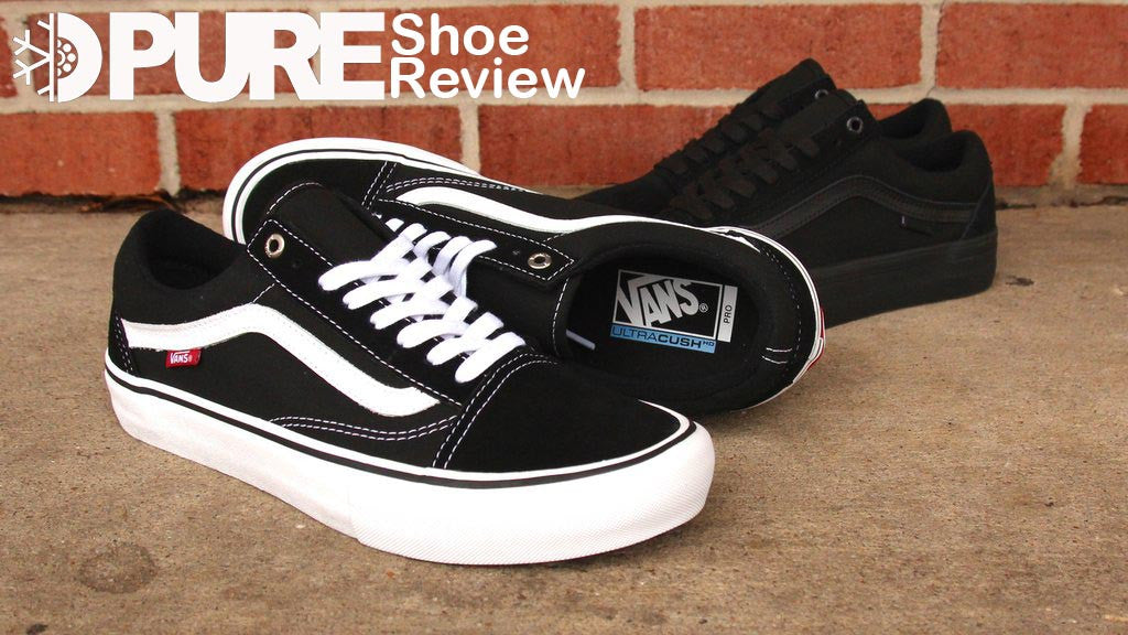 Vans Old Skool Pro Skate Shoe Review