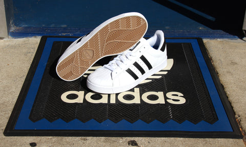 Adidas Skateboarding Superstar Vulc ADV White Black White D68718