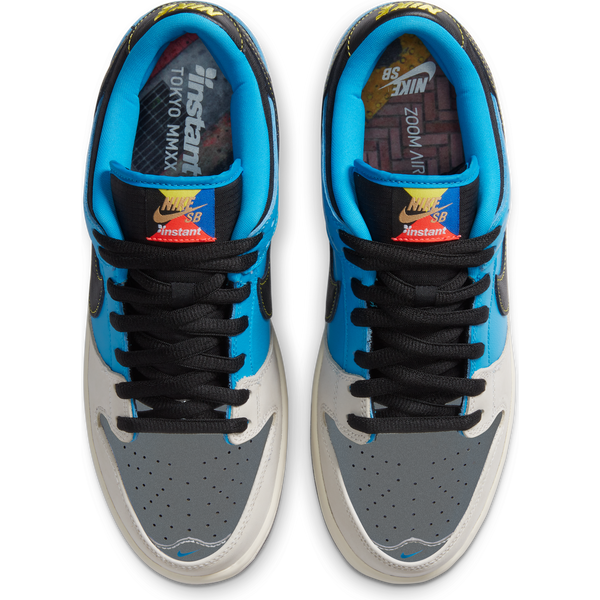 Nike SB X Instant Dunk Low Pro Quick Strike Raffle Pure Board Shop