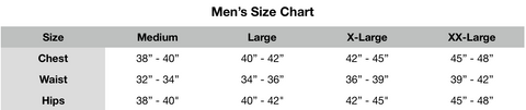 pure x cg tech zip hoodie mens size chart pure board shop